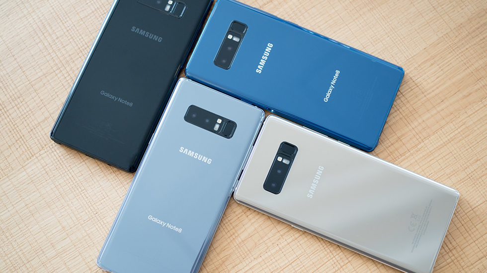 МТС снизил цену флагмана Samsung Galaxy Note8 сразу на10000 рублей