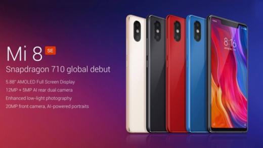 Xiaomi Mi8SE официально презентован— обзор, характеристики, дата выхода, цена, фото, отзывы