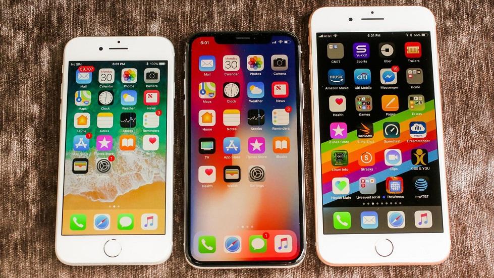 Названы самые популярные смартфоны в мире — iPhone доминируют
