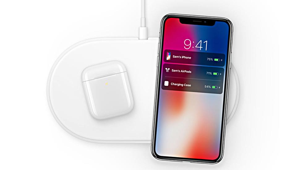 Apple все-таки выпустит беспроводную зарядку AirPower