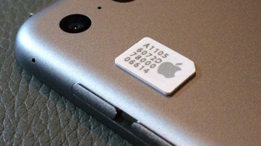Apple может оснастить iPhone 2018 года двумя слотами для SIM-карт
