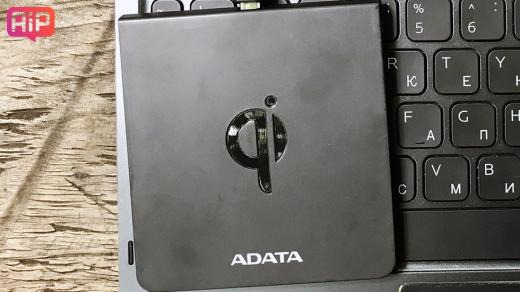 Беспроводная зарядка ADATA CW0050 — обзор, характеристики, фото, где купить
