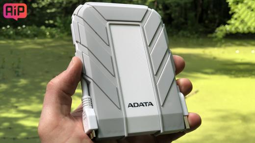 Бронебойный внешний жесткий диск HD710A Pro — обзор, характеристики, фото, где купить