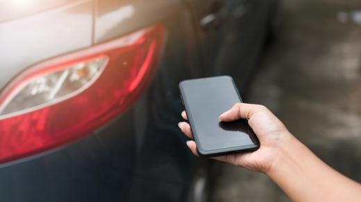 Скоро iPhone полностью заменит автомобильный ключ зажигания