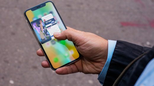 Вбудущем iPhone лишатся боковых кнопок
