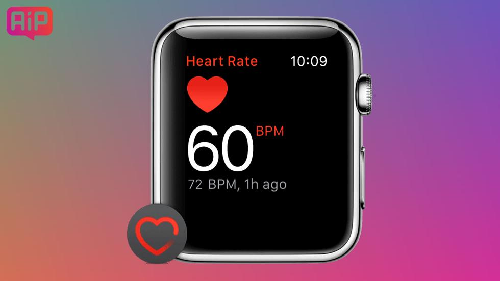 Как включить функцию «Повышенный пульс» на Apple Watch