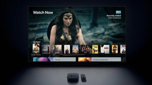 tvOS 12— дата презентации, дата выхода, что нового, нововведения, поддерживаемые устройства