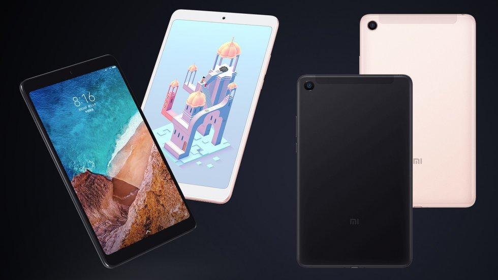 Бюджетный планшет Xiaomi Mi Pad 4 представлен — обзор, характеристики, цена, где купить, фото