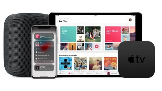 Apple выпустила watchOS 4.3.2, tvOS 11.4.1 иHomePod 11.4.1