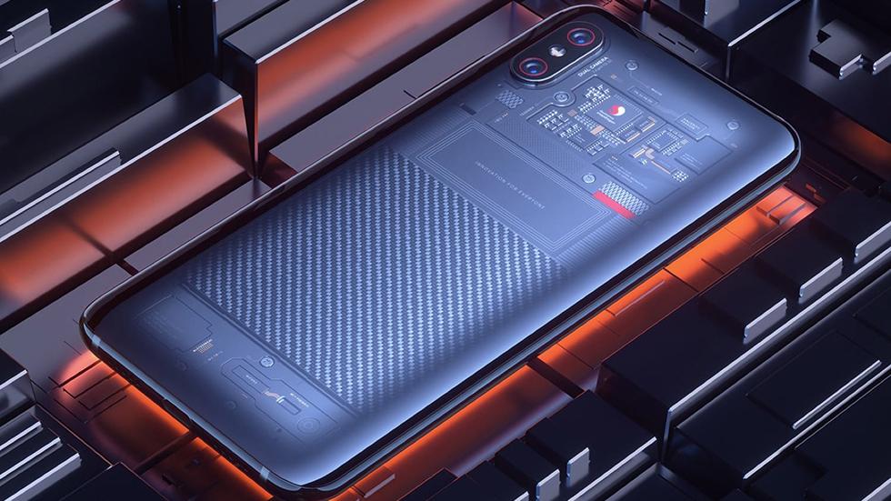 Озвучена дата старта продаж Xiaomi Mi8 Explorer