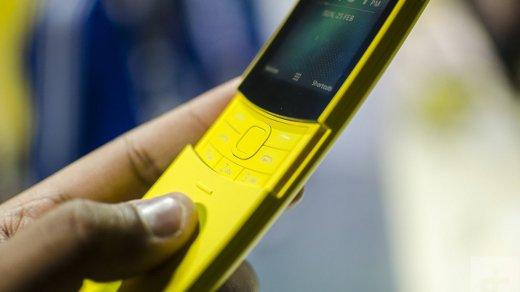 Стартовали продажи телефона из«Матрицы» Nokia 8110 4G— цена, характеристики, обзор, фото, где купить