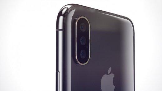 iPhone XPlus 2018 может получить тройную камеру