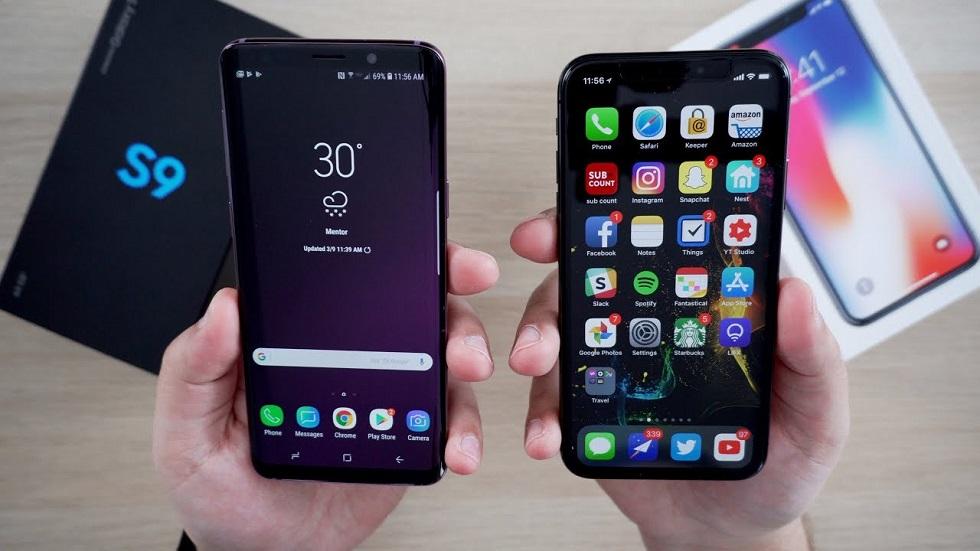Samsung высмеяла Apple за медленный iPhone X и опозорилась