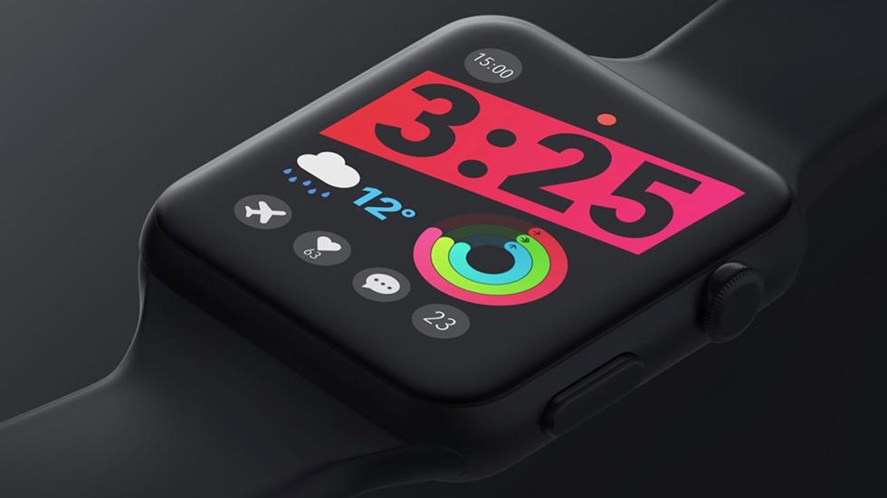 Названы ключевые особенности смарт-часов Apple Watch Series 4