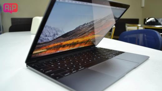 Объявлены первые характеристики нового недорогого MacBook 2018