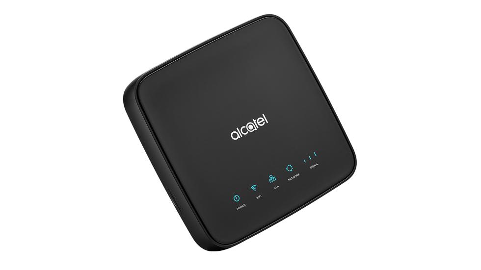 Вышел интернет-центр Alcatel HH40V — обзор, характеристики, цена, где купить, фото