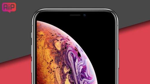 Опубликованы официальные обои iPhoneXS (скачать)