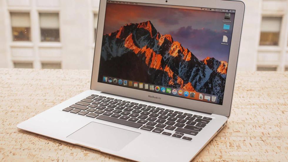В третьем квартале выйдет новый MacBook Air