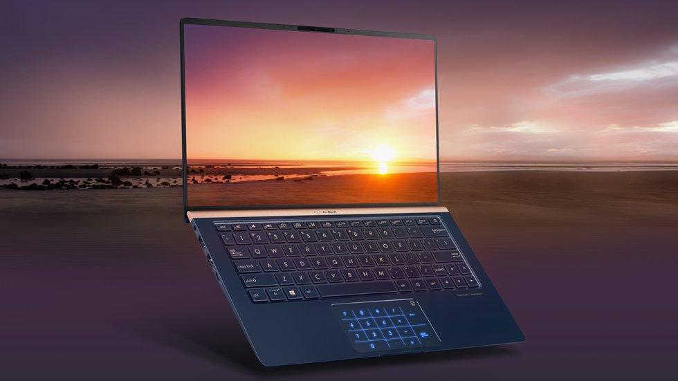 Представлены обновленные ноутбуки ASUS Zenbook 13, 14 и 15 — обзор, характеристики, фото и видео