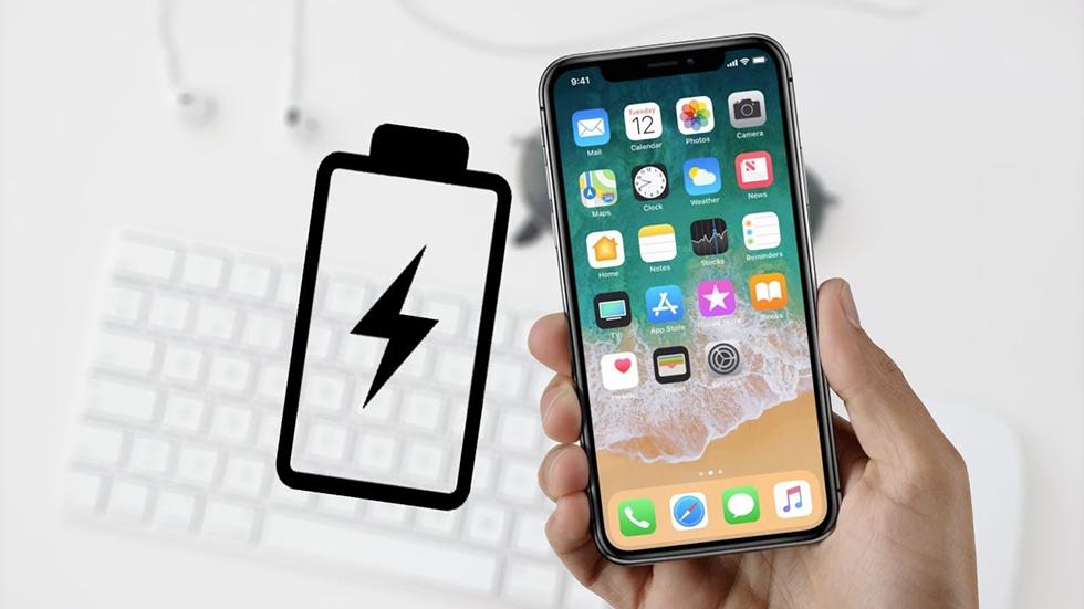 iphone 10 емкость батареи