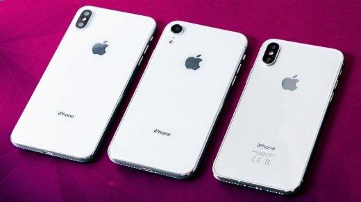 Названы точные цены врублях наiPhoneXS, iPhone XSMax иiPhone 9