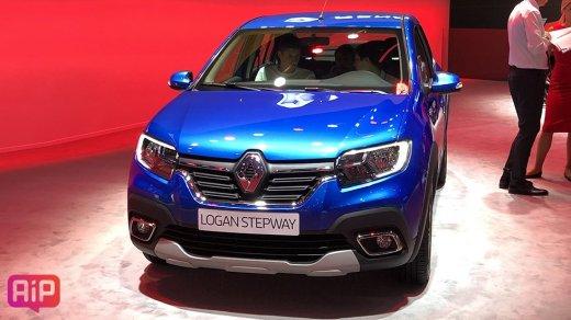 Renault откажется отпродаж Logan иSandero вРоссии под своим брендом