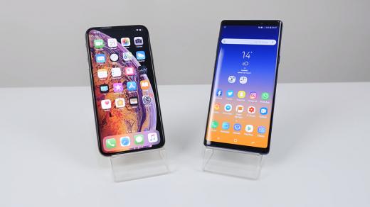 Сравнение реального времени работы iPhoneXS, iPhone XиGalaxy Note9— результаты удивляют