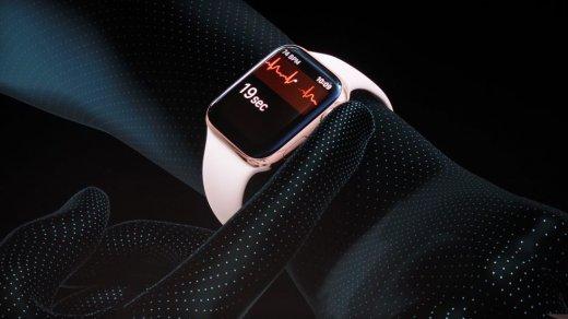 Главная функция Apple Watch Series 4сможет работать вРоссии