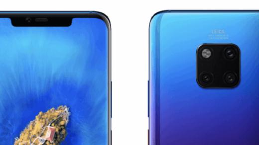 Huawei берет пример сApple: цена новых Huawei Mate 20иMate20 Pro зашкаливает