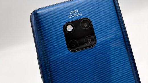 Шикарные Huawei Mate 20иMate20 Pro официально презентованы: обзор, характеристики, дата выхода, цена