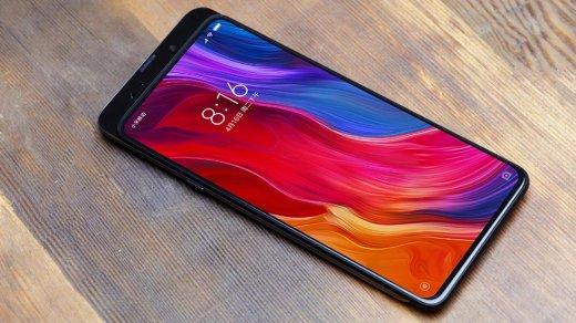 Удивительный слайдер Xiaomi MiMix 3показан наофициальном видео