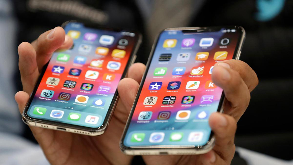 iPhone XSв2-3 раза быстрее самых дорогих флагманов наAndroid