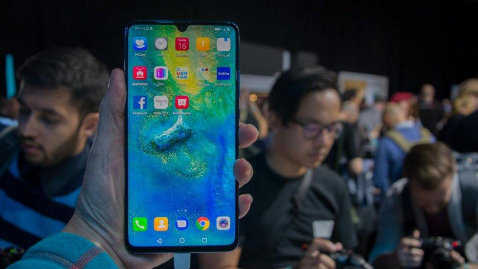 Официально презентован гигантский Huawei Mate 20X — обзор, характеристики, фото, цена, дата выхода