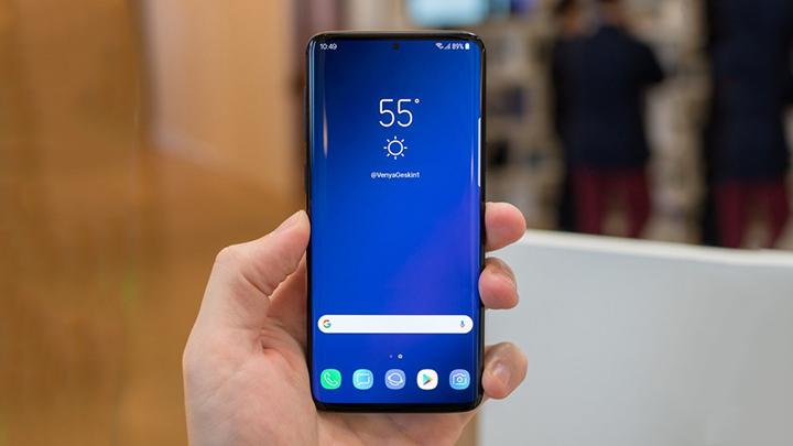 Дизайн флагмана Samsung Galaxy S10 полностью раскрыт — необычное решение