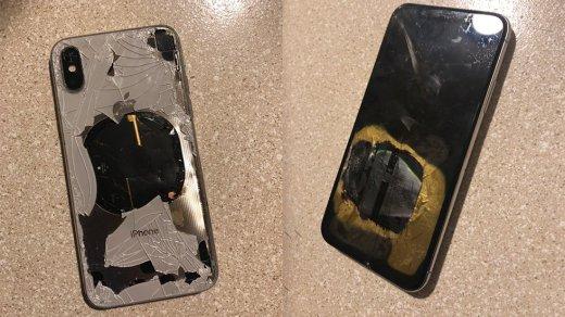 iPhone Xвзорвался при обновлении доiOS 12.1— Apple запустила расследование