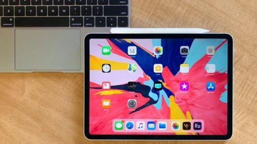 Apple сказала, что этот iPad Pro 2018 не изогнут и отказалась менять его (видео)