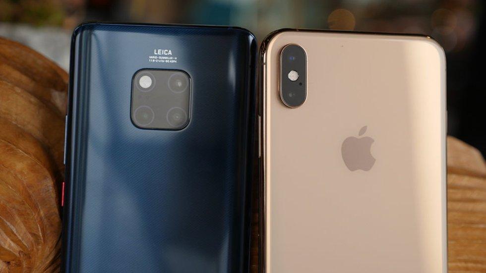 Apple уверенно опередила Huawei иSamsung повыручке отпродаж смартфонов вРоссии