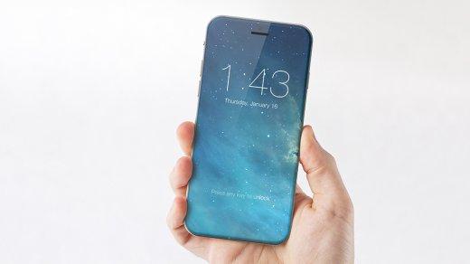 Apple запатентовала необычный iPhone сFace IDиTouch ID
