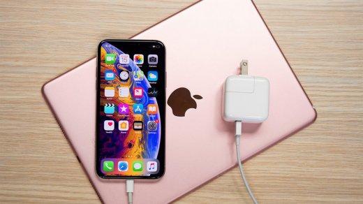 Apple запустила продажи адаптера для максимально быстрой зарядки iPhone