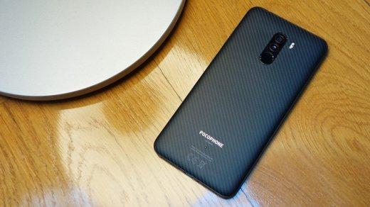 «Бюджетный флагман» Xiaomi Pocophone F2впервые показали накачественном изображении