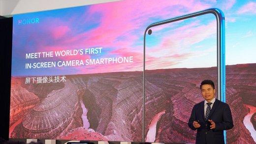 Honor View 20— первый смартфон сотверстием вдисплее: обзор, характеристики