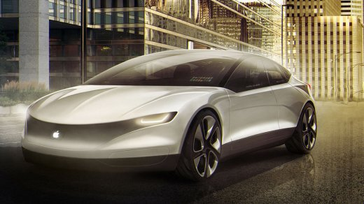Названа новая дата выхода первого электромобиля Apple