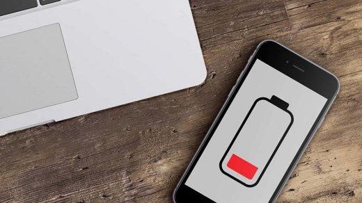 Создан новый тип аккумуляторов, который позволяет смартфонам работать неделю без подзарядки