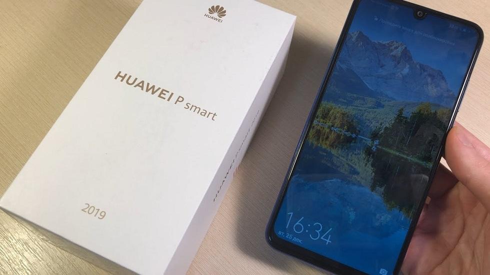 Представлен доступный смартфон Huawei P Smart 2019: обзор, характеристики, цена, дата выхода