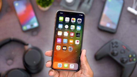 iOS 12.1.2 порадовала скоростью работы