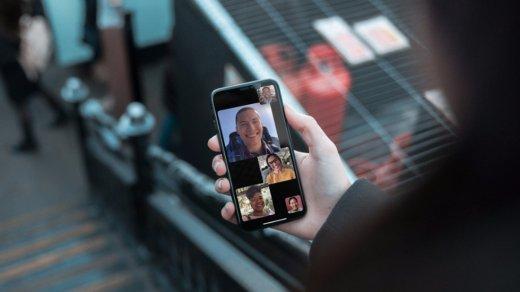 Apple хотят засудить забаг спрослушкой вFaceTime