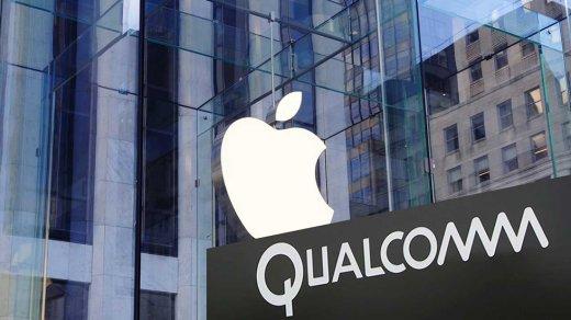 Apple может помириться сQualcomm для запуска iPhone с5Gв2020 году