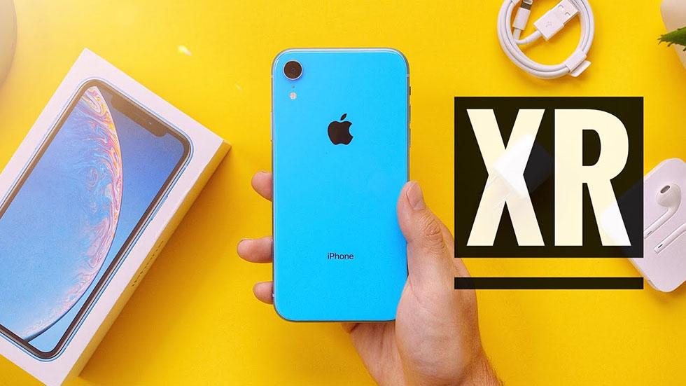 Apple начала еще более агрессивную рекламу iPhone XR
