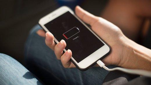 Apple создает аккумуляторы нового поколения для iPhone