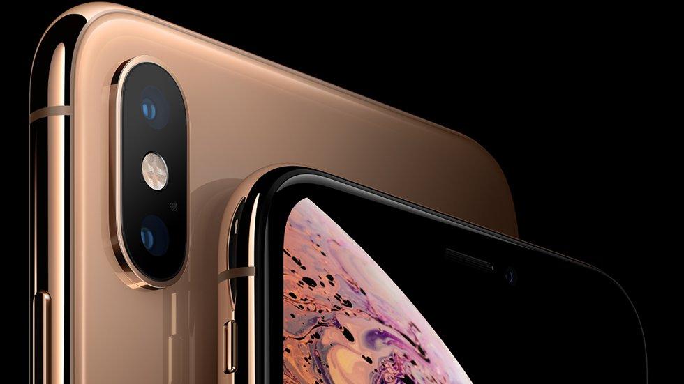 Цена iPhone XSвременно упала ниже важной психологической отметки